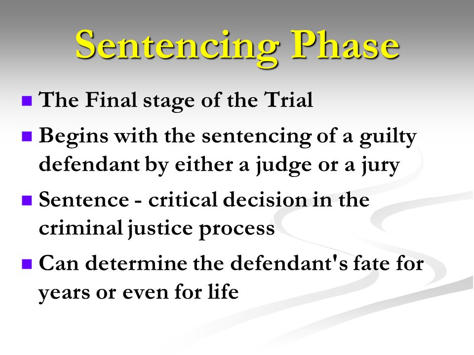 stages of the criminal trial scott Scott h robinson,a of my skills and legal acumen during all stages of initial retainer in all criminal cases, whether in a trial court or on.