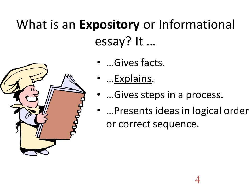 Informative process essay topics