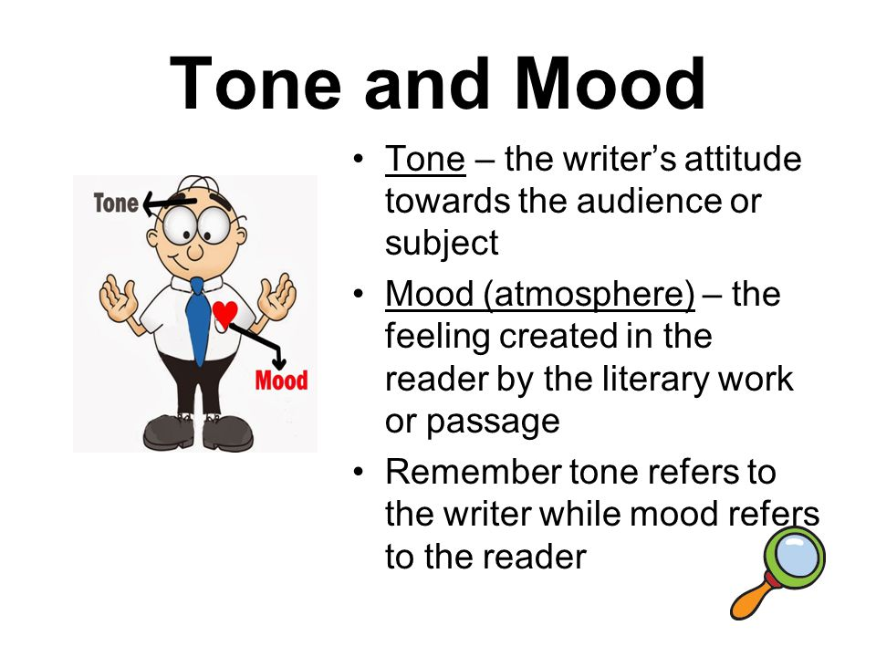 what mood and atmosphere is created Once students understand what mood is, they can practice creating mood in writing by using digital  it is also synonymous with the atmosphere created in the.