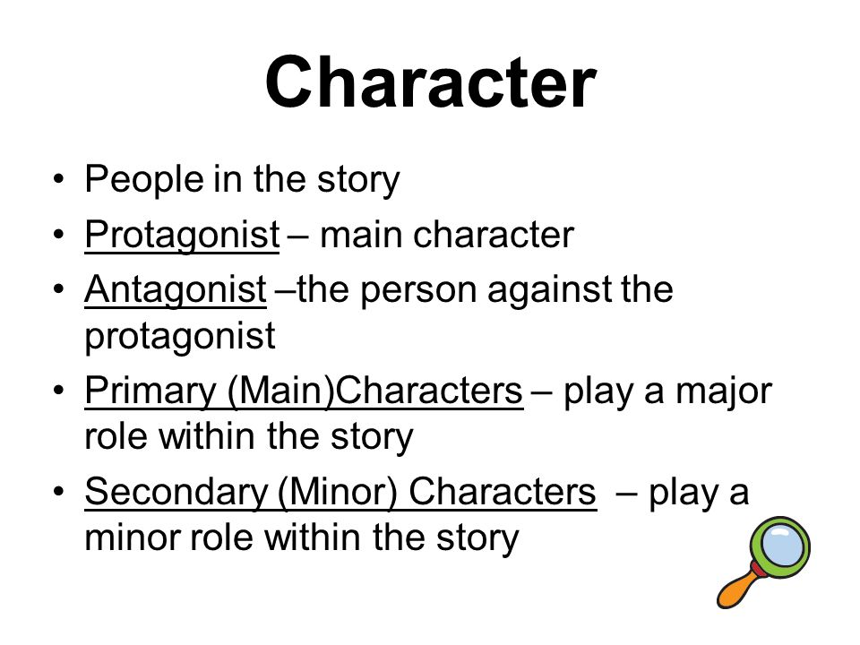 a story driven by minor characters This article explains how to define story characters through backstory by tying  stavros halvatzis on value driven  gerhard pistorius on minor characters in.