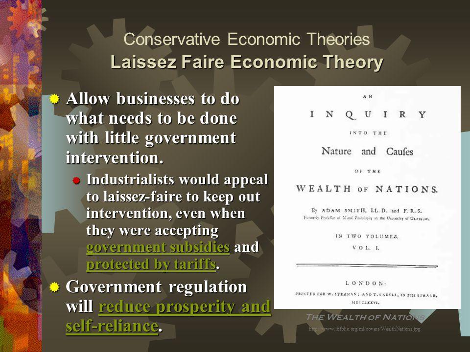 laissez faire theory - photo #7
