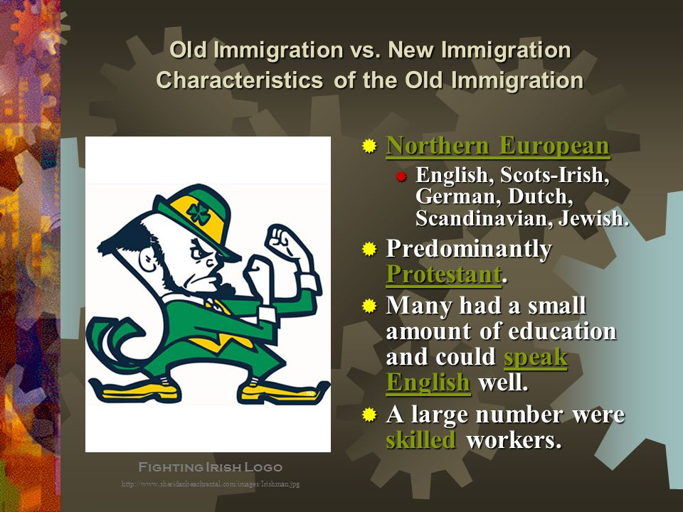 new vs old immigration Immigration news articles and videos from foxnewscom's us section.