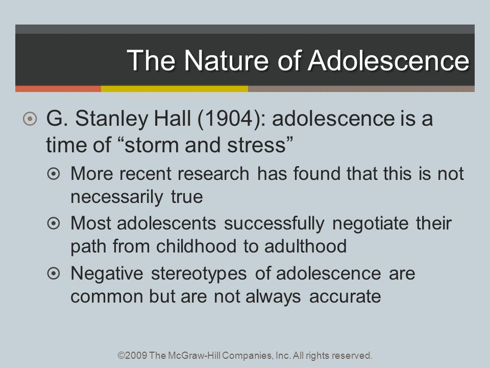 Life span development twelfth edition ppt video online download the nature of adolescence fandeluxe Image collections