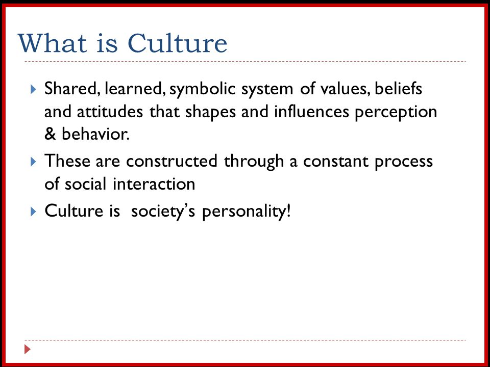 culture shapes society The spirits and divinities of a culture follow the characteristics of that culture and as that society moves and changes - they change too if a culture.