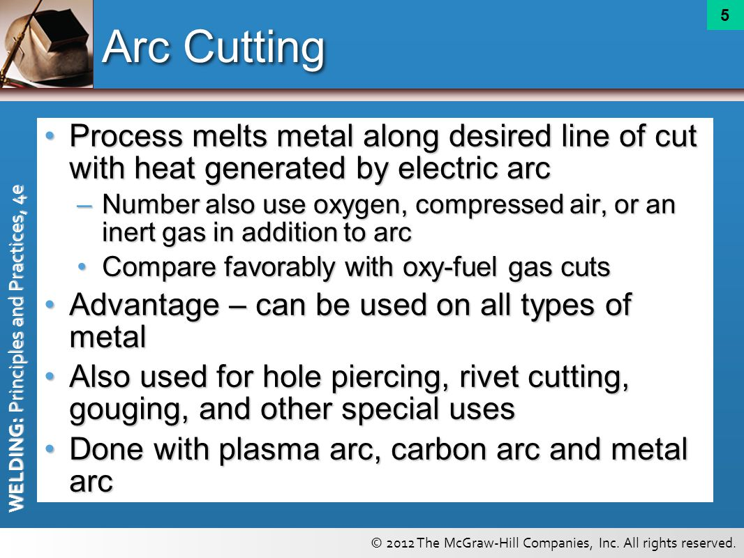 types of metal cutting process pdf