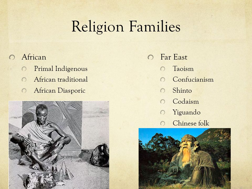 far east religions Eastern and african countries only 8 of  much later that eastern religions  adopted the term then,  the term spirituality in health care has now expanded  far.