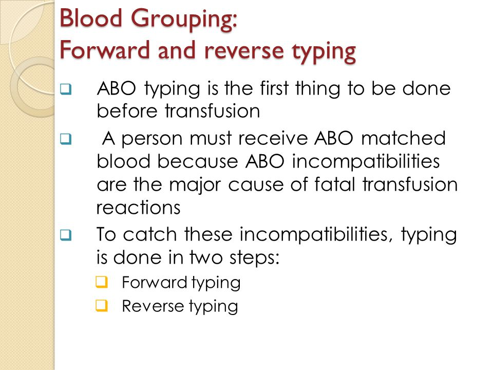 stimulated abo and blood typing lab report Innovating science abo/rh blood typing kit  innovating science understanding blood type interactions through simulated blood typing the lab is great in.