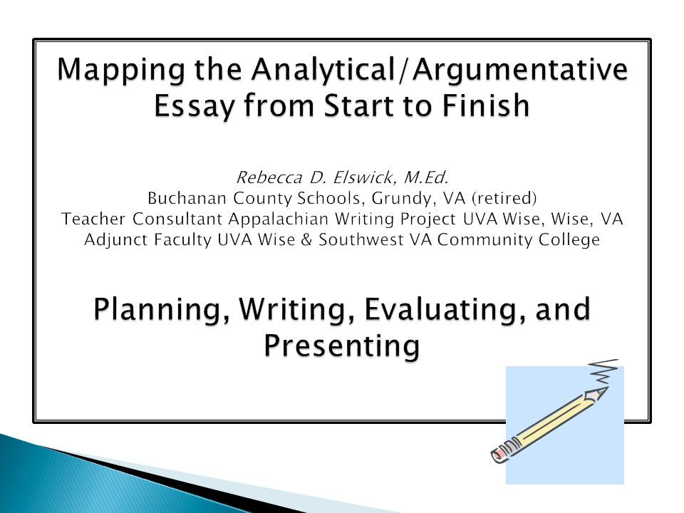 starting off an analytical essay Rhetorical analysis essay below is one way that is a good, simple format to help you get started you may you start at the beginning of the text and work your way through it by discussing what the writer is saying.