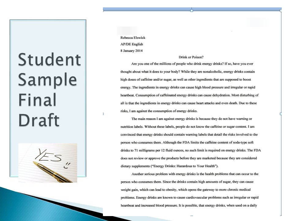 revising essay checklist Indicates your essay's topic, focus, and major divisions (ie, defines a specific topic, makes a strong point about the topic revision checklist.