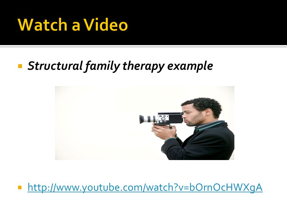 Structural Family Therapy Example Image Collections Example Cover