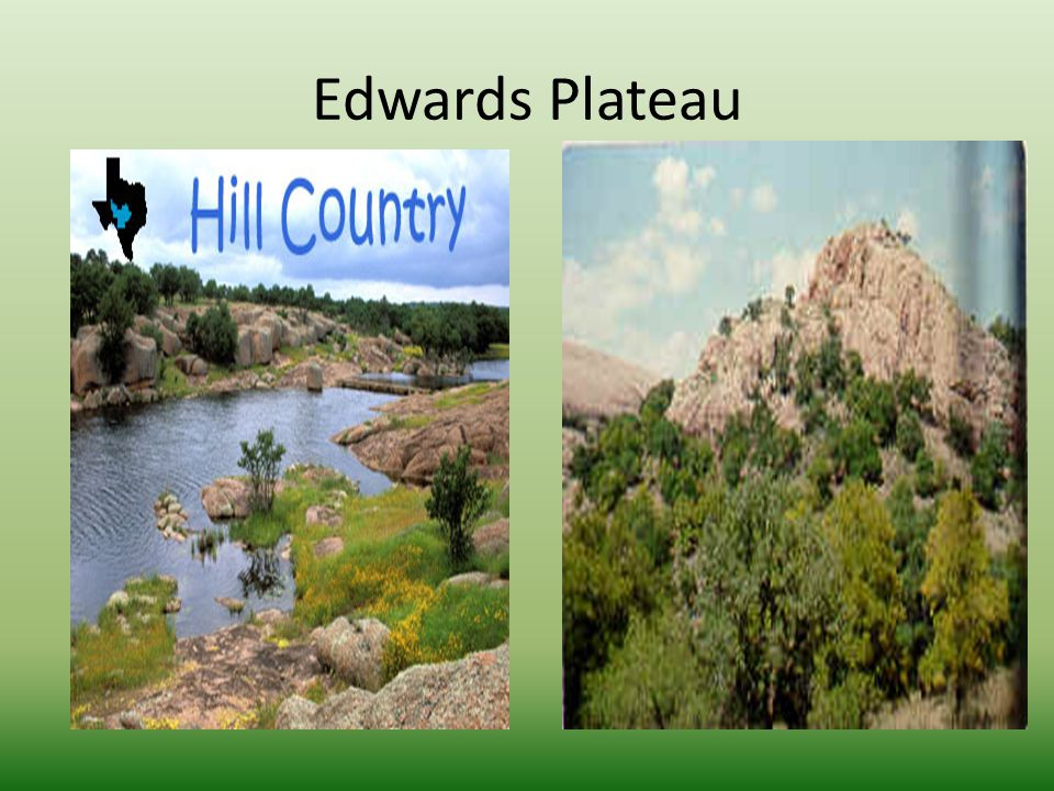 Edwards Plateau