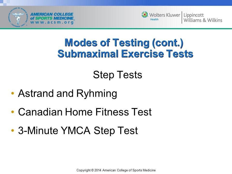 3 minute step test pdf
