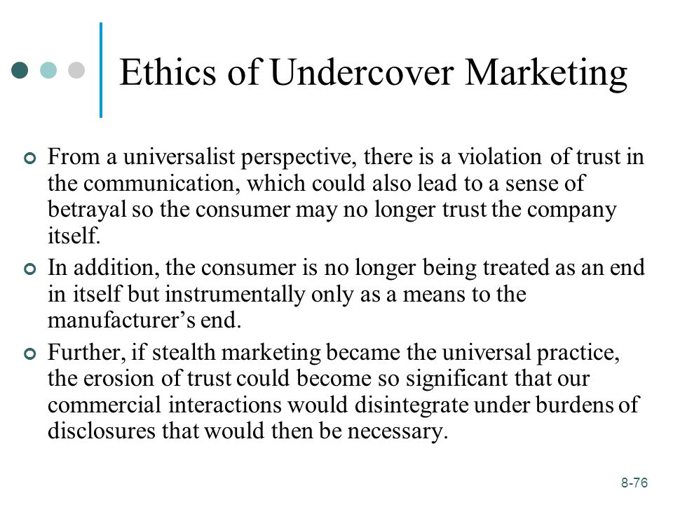 conclusion on ethics violation in the marketing Microsoft maintained its monopoly power by anticompetitive means and attempted to monopolize the web browser market, both in violation of section 2 microsoft also violated section 1 of the sherman act by unlawfully tying its web browser to its operating system the facts found do not support the conclusion, however,.