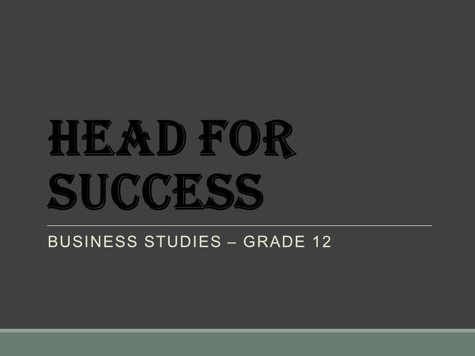 business studies leadership Browse leadership and management courses and specializations leadership  and  master of business administration (imba) from the university of illinois.