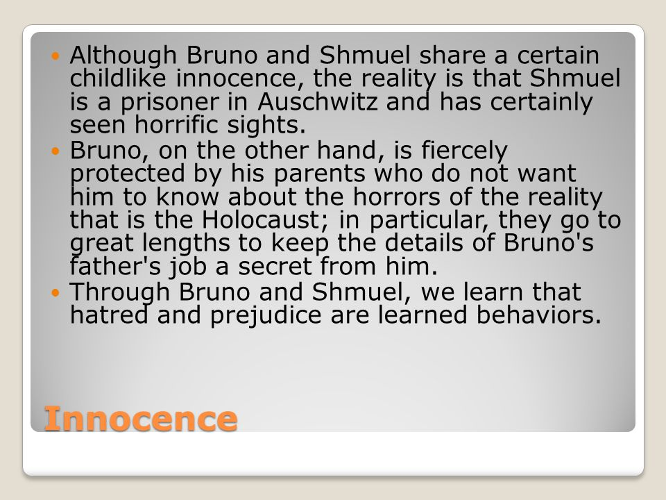 the boy in the striped pajamas ppt video online 3 although