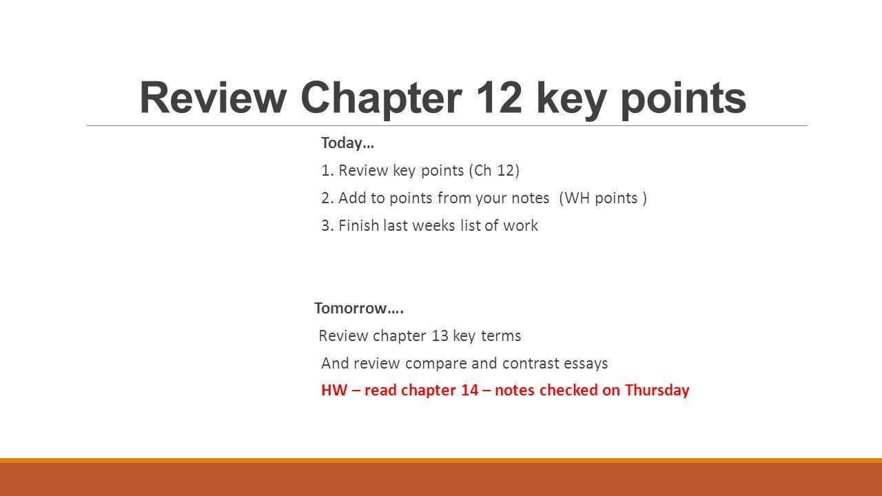 Essay for 3rd standard