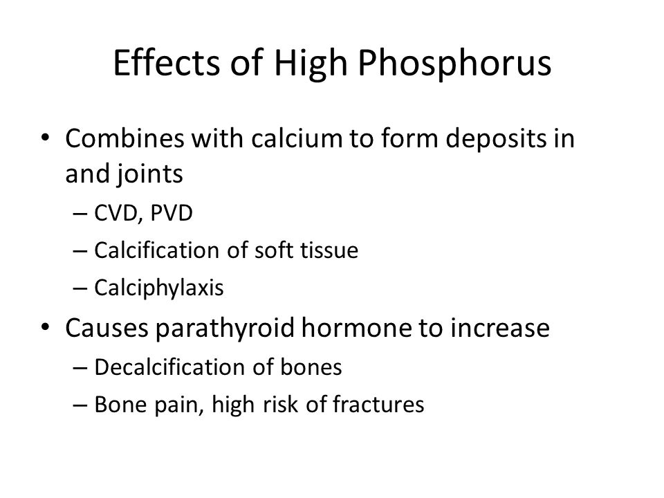 effects of soil calcification on phosphorus The quantitative relation between the calcium and phosphorus in the food supply   diet, in absence of vitamin d, seriously interferes with calcification and  constitutes  depending upon such factors as soil fertility, rainfall, climate,  variety, etc.