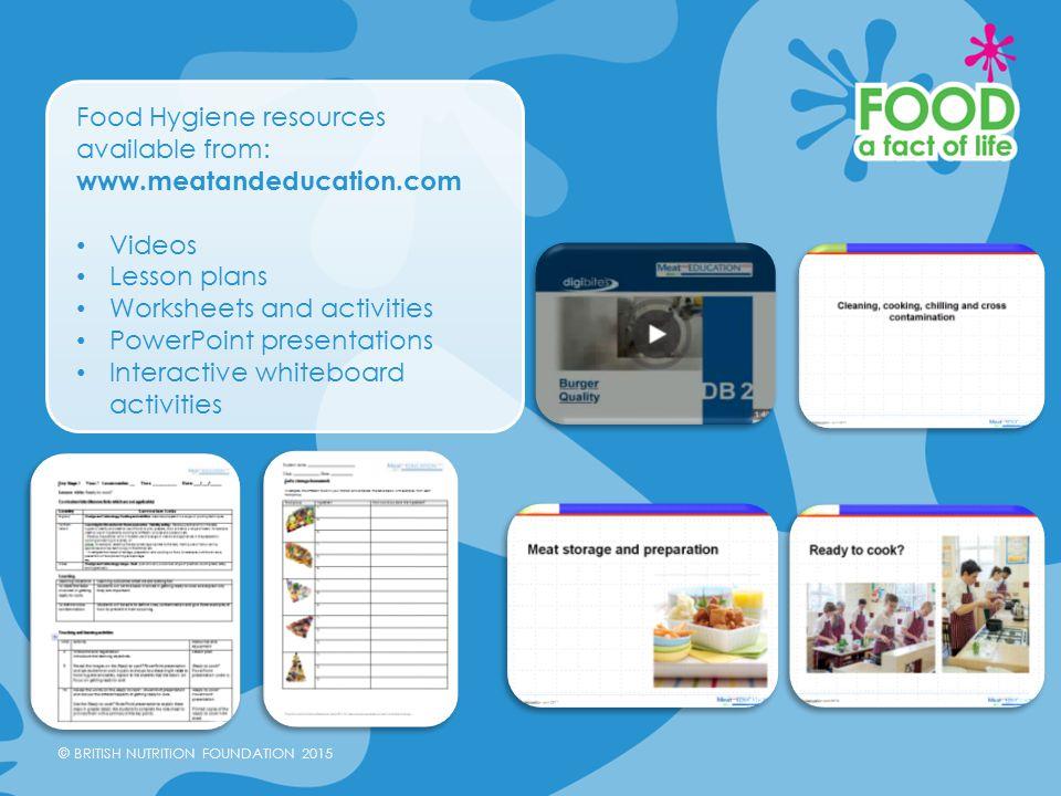 food safety level 1 pdf