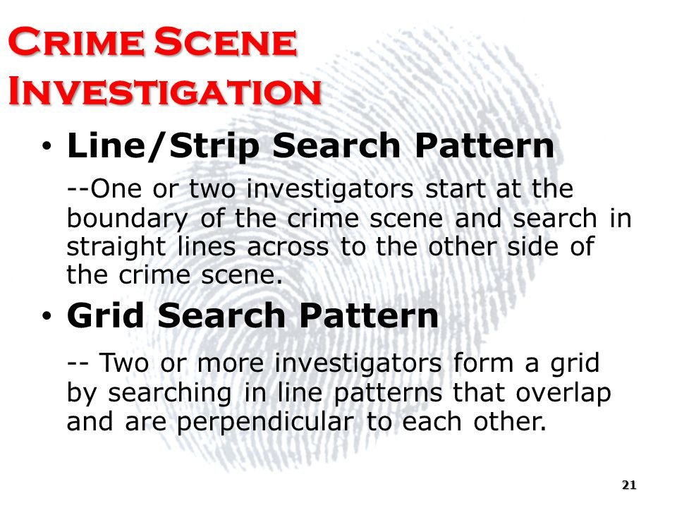 """crime scene investigation """"body in the A crime scene investigator may be called to a crime scene 15 minutes before thanksgiving dinner or just as the kids start to open their christmas presents it isn't unusual for the call to come after the crime scene technician is asleep in bed, sometimes after having worked a 12-hour day."""