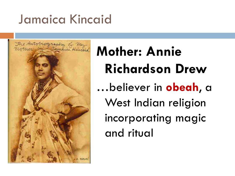 jamaica kincaid essay Research essay sample on a small place by jamaica kincaid custom essay  writing kincaid tourist antigua place.