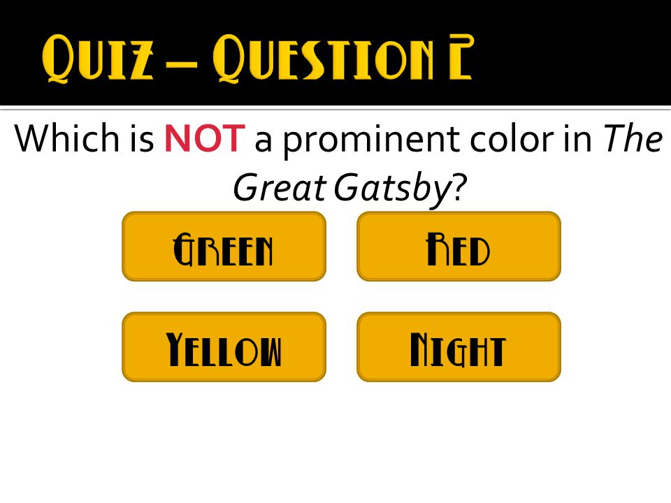 the color red in great gatsby A color that connotes dreams and illusions, jay gatsby shows daisy his many colored shirts that monogrammed in indian blue his gardens indicate the hidden boundary of gatsby's world from that of .