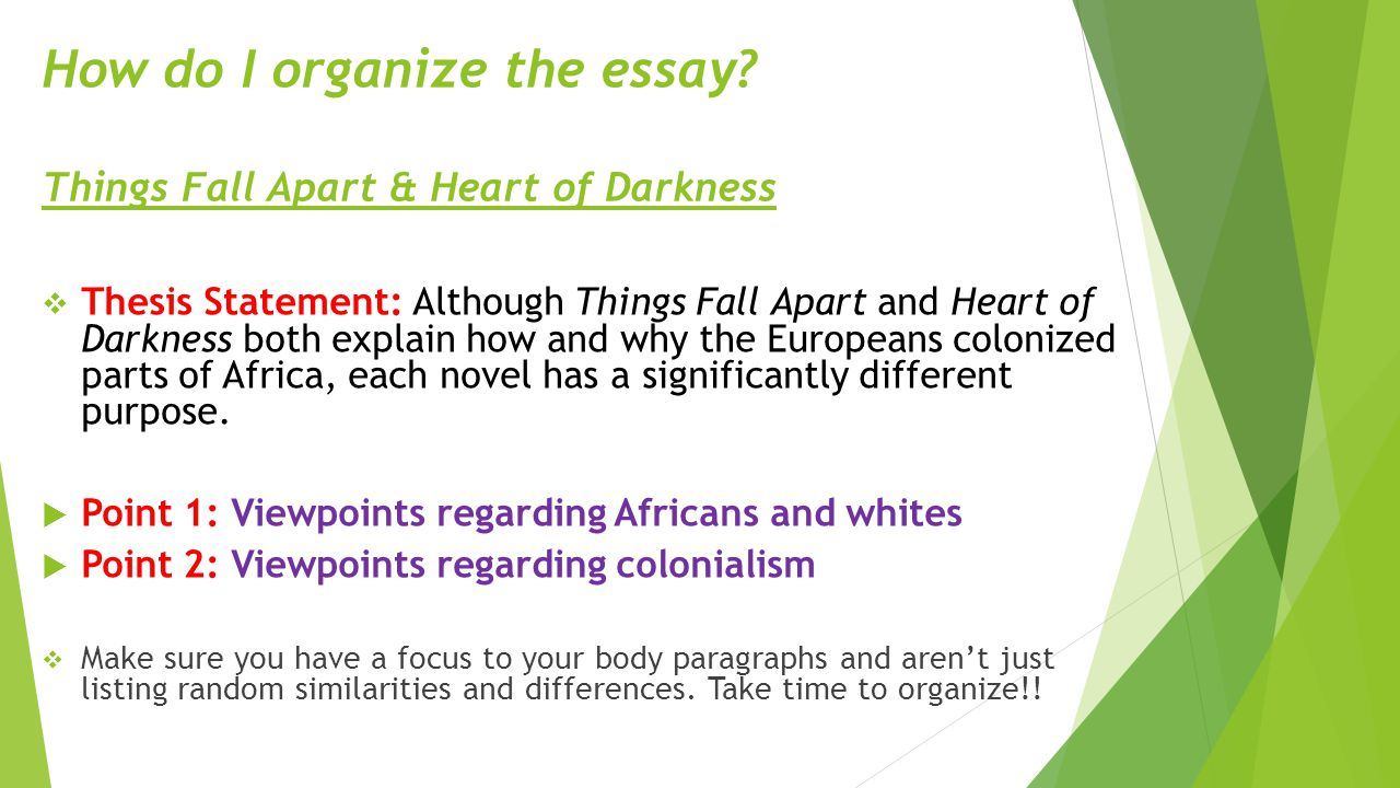 heart of darkness colonialism essay Heart of darkness research papers heart of darkness research papers discuss a novel by joseph conrad about european colonialism in belgian congo literature research papers can look at historical or sybolic aspects of any novel conrad's heart of darkness is one of.