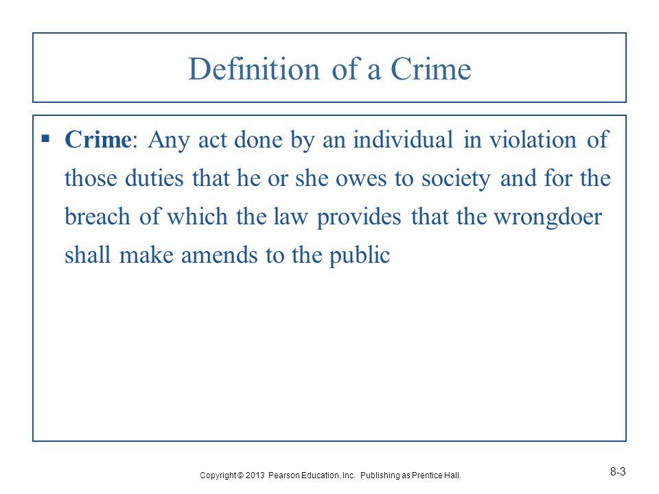 Copyright © 2013 Pearson Education, Inc. Publishing as Prentice Hall.