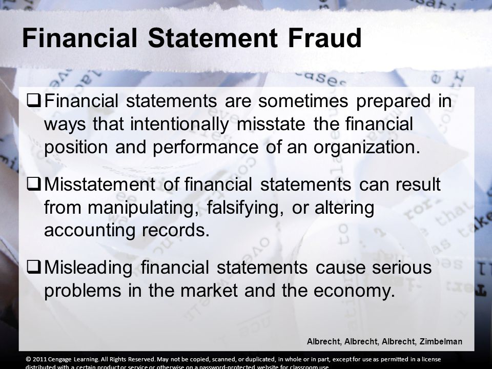 financial statements can be manipulated by The fact that a business owner can take steps to improve the balance sheet's appearance illustrates one of the shortcomings of the statement to the extent that it can be manipulated, it becomes less reliable as an.