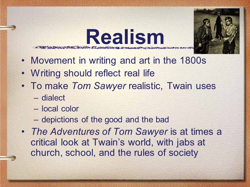 realism and literature essay