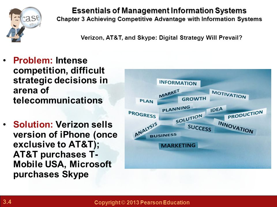 information systems for competitive advantages In his seminal 2003 harvard business review article it doesn't matter nicholas carr made the argument that while information technology has become the backbone of commerce, the importance of it and information systems (is) as a strategic resource capable of gaining sustainable competitive advantage has diminished.
