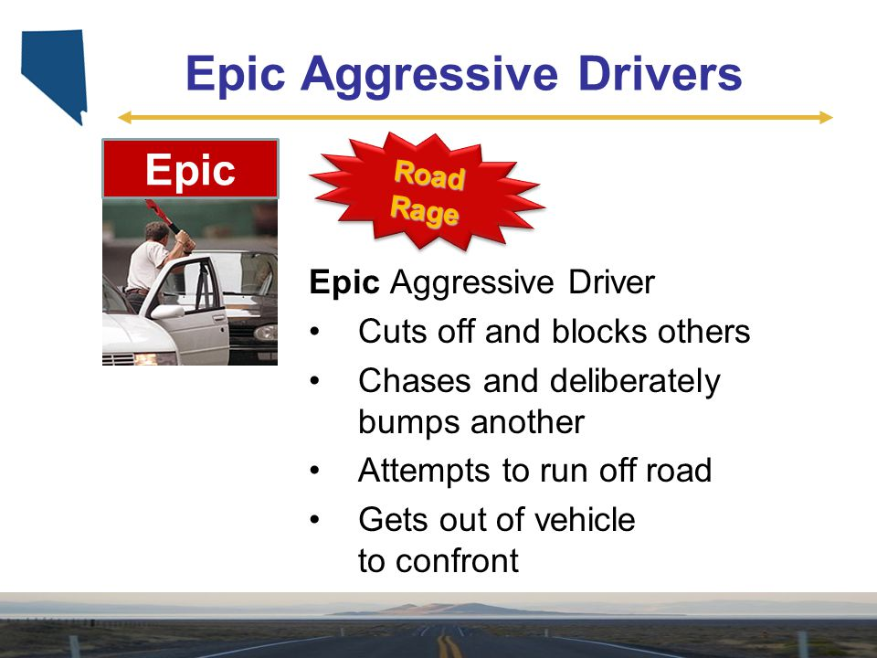 aggressive drivers Aggressive driving speeding and other aggressive driving behaviors are among the leading causes of highway crashes and fatalities in pennsylvania.