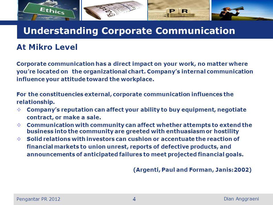 corporate communications an international journal pdf