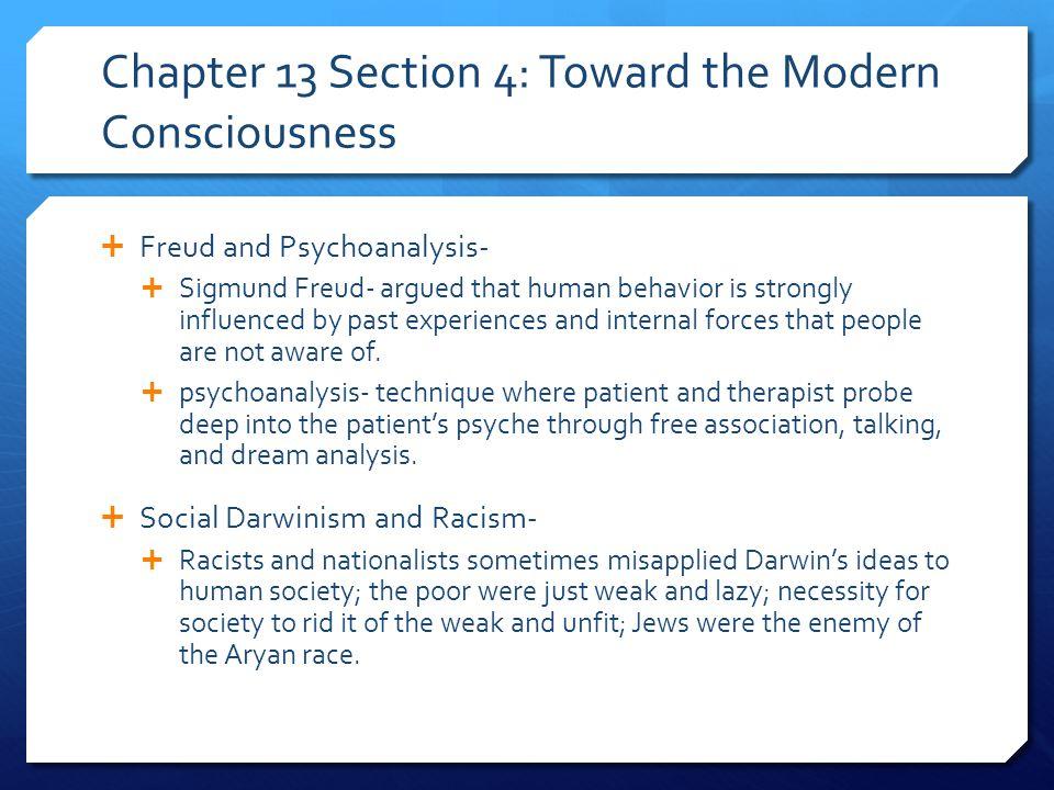 toward the modern consciousness ↑ (1999) preface toward a science of consciousness iii:  ↑ (1954) stream of consciousness in the modern novel, 23–49, university of california press.