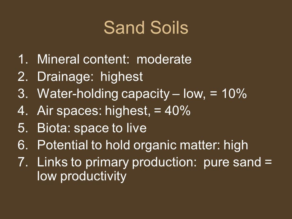 Soils and their processes ppt video online download for Soil mineral content