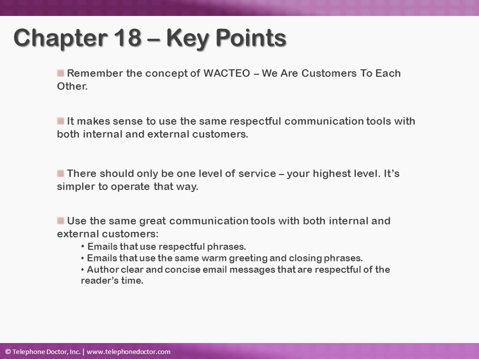 Matters the art of better service ppt video online download 56 chapter m4hsunfo