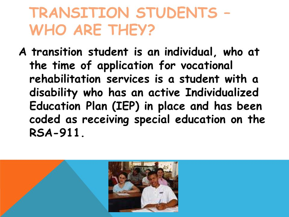 transition services for special education students essay Special education teachers work with students who have a wide range of special needs and disabilities these specially-trained educators create and apply appropriate.