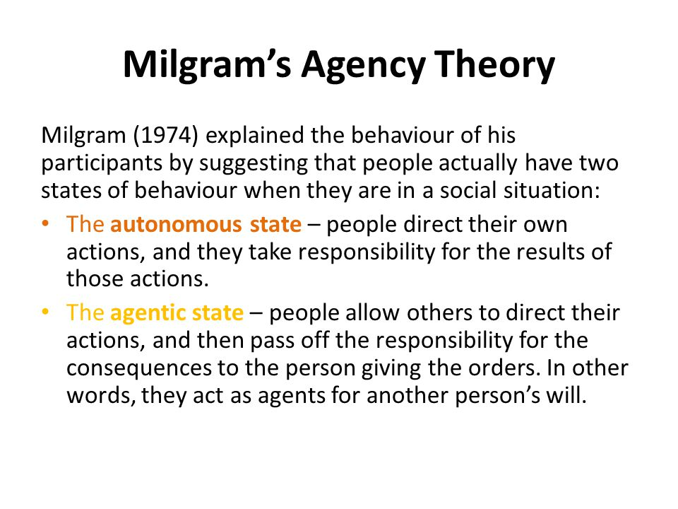 "introduction of agency theory Nicolai foss | i believe that agency theory is one of the most informative,  and  interesting, non-economic, non-technical introduction to ""the."