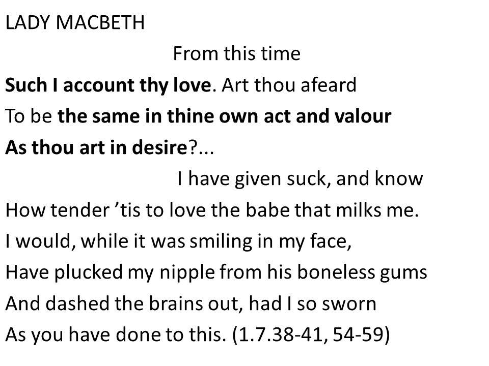 macbeth résumé detaille