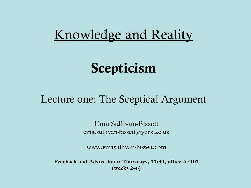 scepticism essay Pages in category skepticism essays the following 9 pages are in this category, out of 9 total.