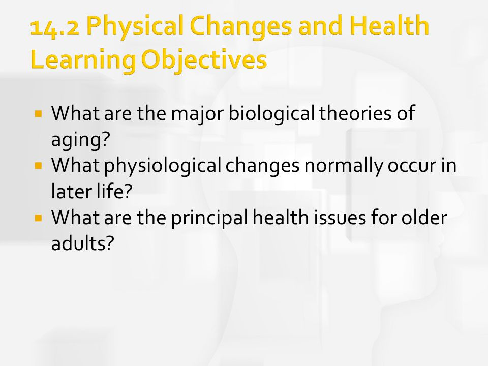 Learning theory for older adults