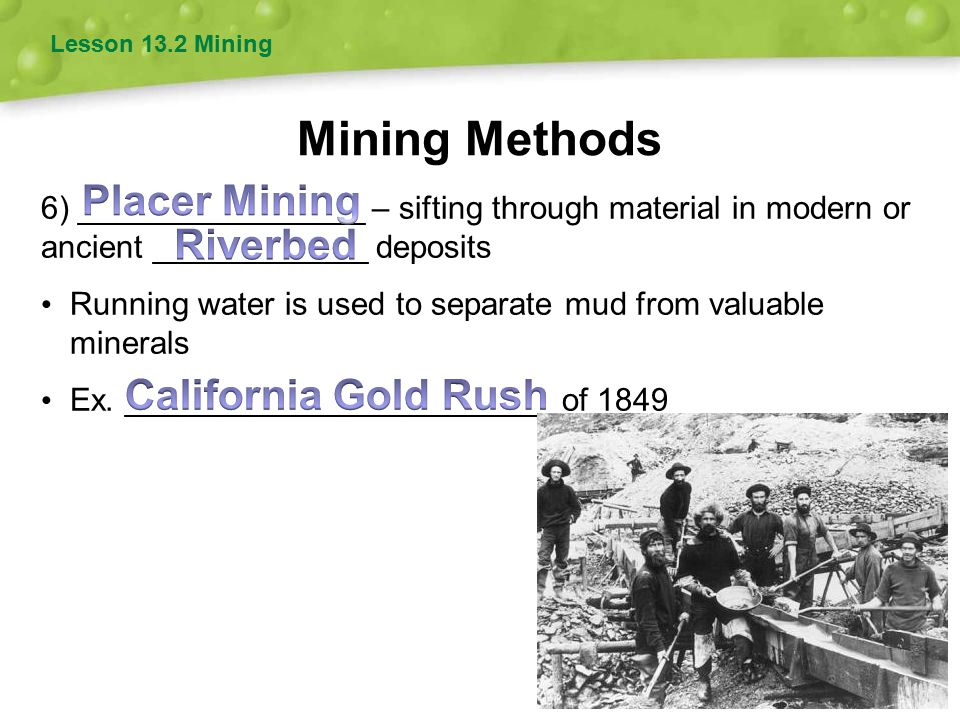 Mineral Resources and Mining - ppt download
