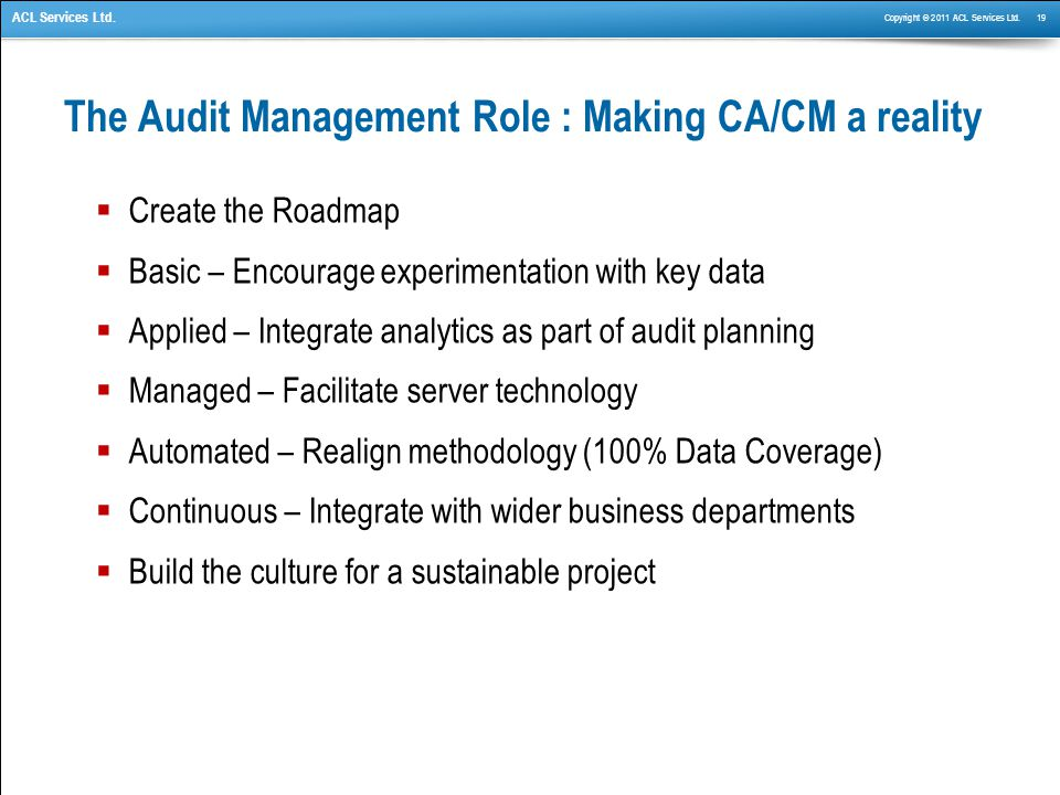 how to get audit experience