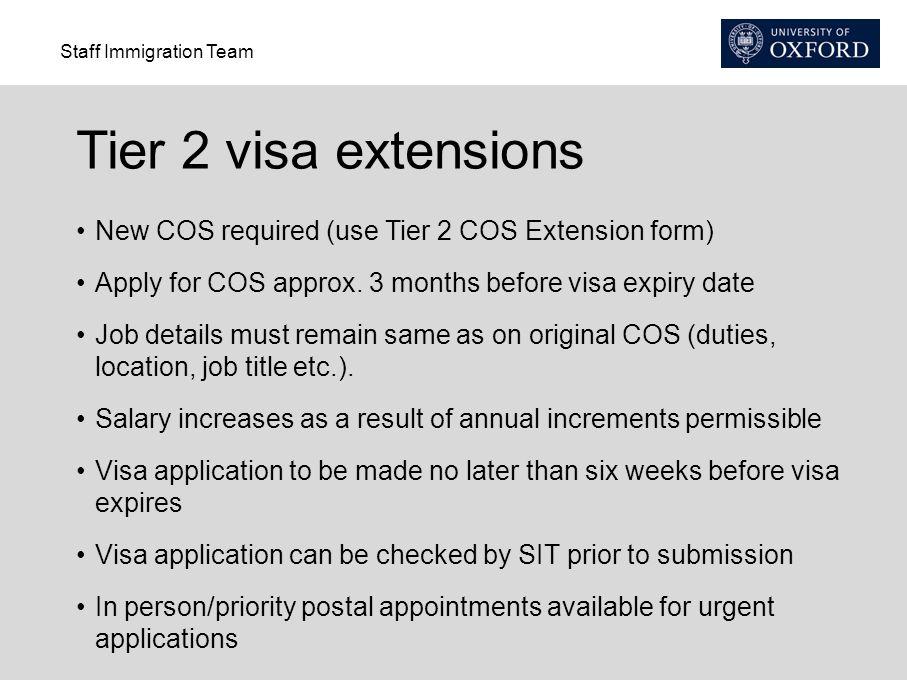 Tier 2 Sponsorship Staff Immigration Team - ppt video online download