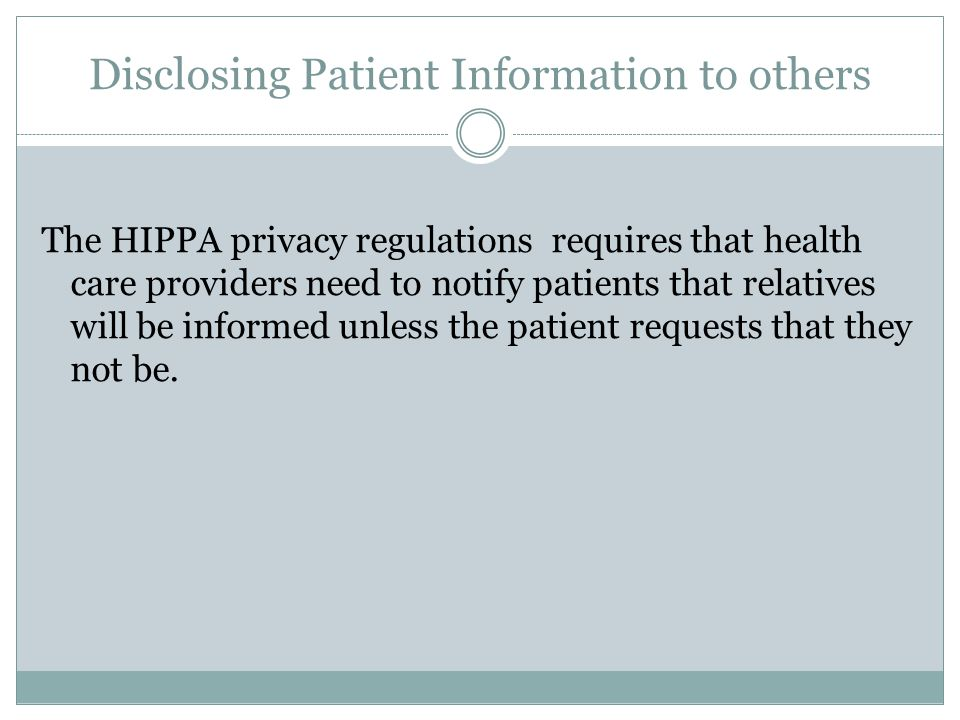 informed consent confidentiality and privacy at a hospital  confidentiality and informed consent cher keen psy/305  invasion of a person's privacy and giving consent is carried out by going into the hospital or.