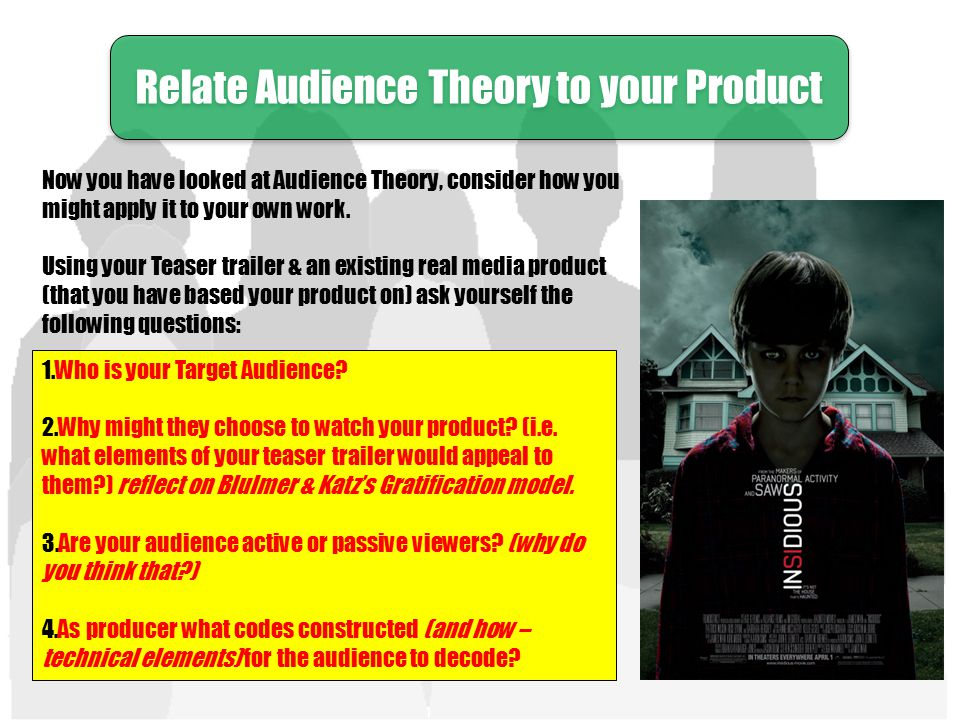 Active audience theory
