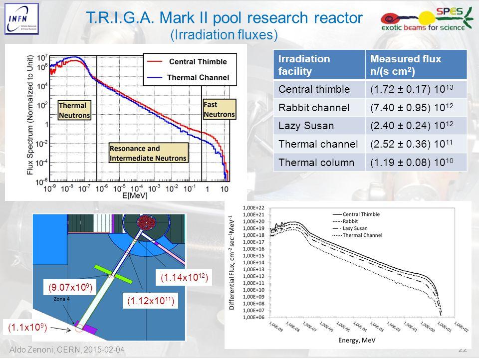 Radiation damage study for spes ppt video online download for Pool design reactor