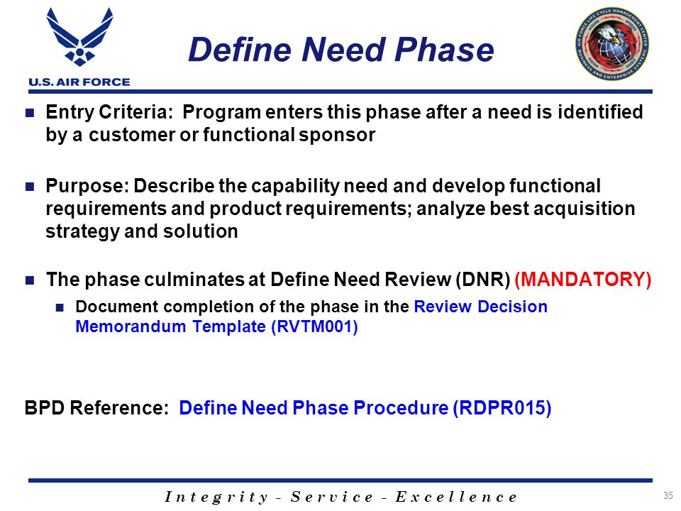 Project Management Training ppt download – Decision Memo Template