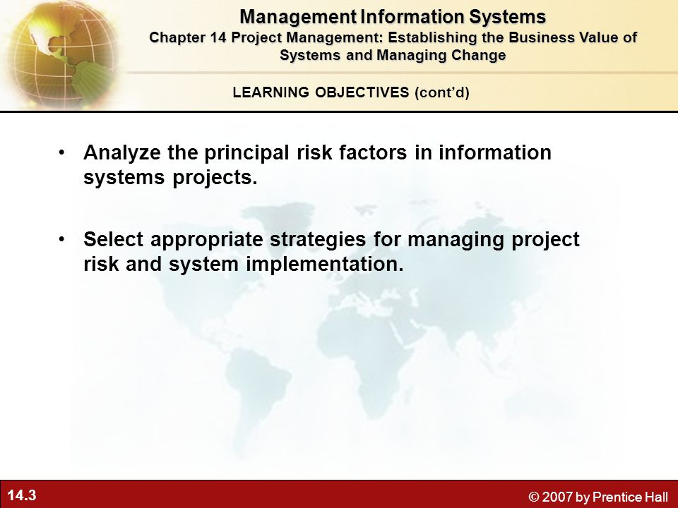 what are the objectives of project management and why is it so essential in developing information s Question 1 what are the objectives of project management and why is it so essential in developing information system• describe information system problems.