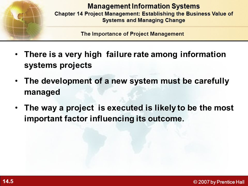 Importance of Information Systems in an Organization
