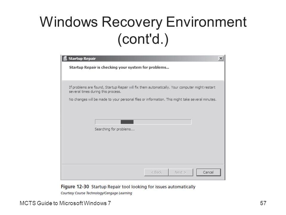 repair tool for windows 7